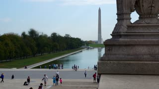 Free Washington Monument Stock Video Footage