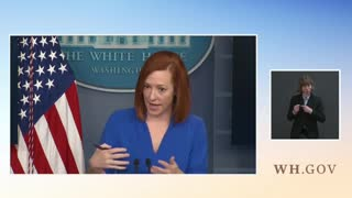 Psaki Has No Response When Confronted About Covid Cases At Border