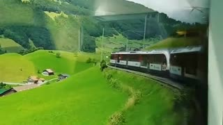 Lungern, Switzerland | World's best breathtaking place - Video