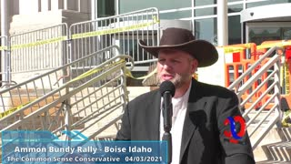 Ammon Bundy Talks About What He Has Been Through Trying To Stand For Freedom