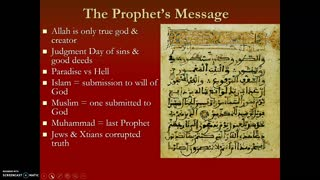 Islam: Muhammad's Early Message