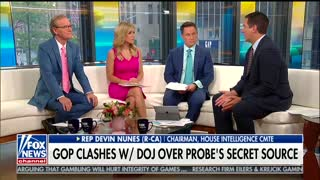 Devin Nunes Says Trump Campaign Might Have Been Set Up - Video