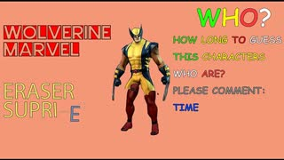 eraser suprise and egg suprise - draw deadpool and wolvrine - Video