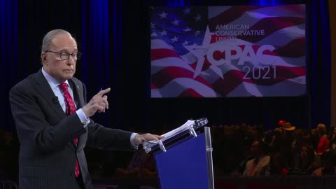 CPAC 2021- The Dangers of Denying People Their Prosperity