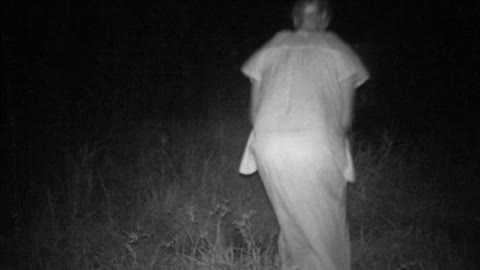 Hunters Who Have Photographed Ghosts In The Woods