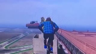 Gta 5 Stupid glitch!