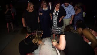 Wedding Send Off Fail - Video