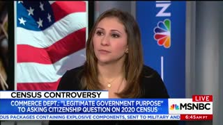 Media Begins Nonsense Narrative Of Census Citizenship Question Really About Restricting Voting - Video