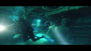 Wreck Diving - Extreme sports