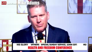 Health and Freedom Conference His Glory part 1.1