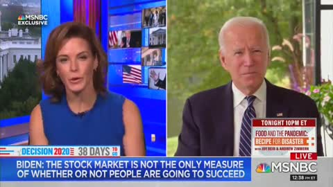 Biden agrees with Pelosi on backing out of debates but digs at Trump: 'He's not that smart'