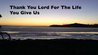 Thank You, Lord Jesus - Video