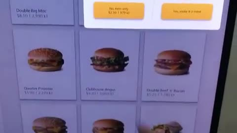 Guys find way to Hack McDonald's Self Service Machine To Get a Free Burger