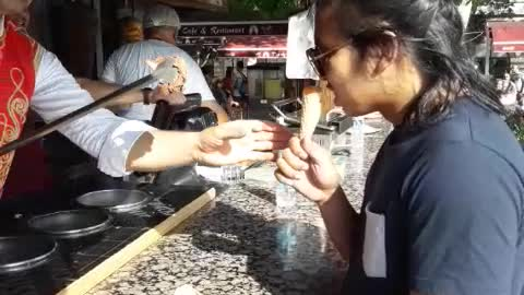 Disappearing Ice Cream Trickery