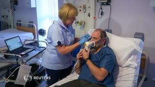 Lung cancer breathalyzer in UK clinical trials - Video