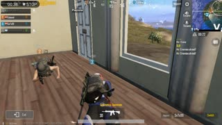 Protecting House vs Full Squad In Pubg Mobile Part 2