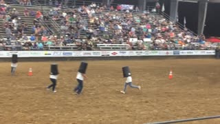 How To Fail At A Rodeo Without Bull Riding - Video