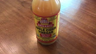 Apple Cider Vinegar battle