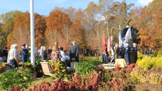 11-8-2020 Pleasant Garden Veteran's Day Celebration
