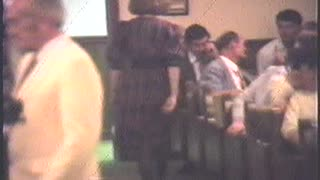 Special Service - Easter Service, Featuring Quinton Mills, 1990
