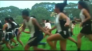 Manila racers tackle history of martial law by running - Video
