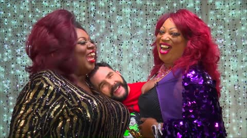Latrice Royale on Hey Qween! PROMO