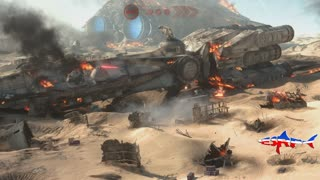 Star Wars Battlefront: New Turning Point gameplay