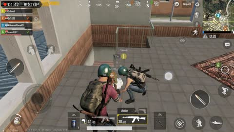 Pubg Mobile Game When U Get Stuck Inside House Window Very Funny