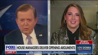 Lou Dobbs calls on media not to cover impeachment