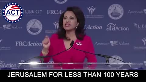 Brigitte Gabriel Explains the History of Islam in Under 5 Minutes
