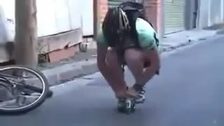 WTF hhhhh awsome bike - Video