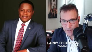 """Watch: """"REMOVE MAXINE FROM OFFICE!"""" Black GOP Candidate Takes On Maxine Waters"""