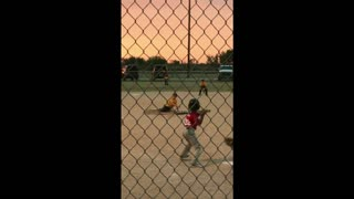 This Young Baseball Player Is Truly An Inspiration - Video