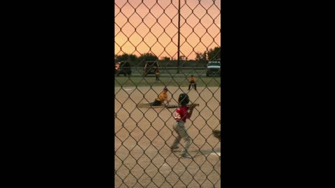 This Young Baseball Player Is Truly An Inspiration