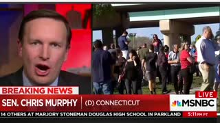 Sen Chris Murphy After Florida Shooting: 'Idea You Can't Regulate Evil is Ridiculous' 2 - Video