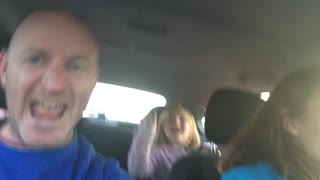 Car Pool karaoke - Careless Whisper - Video