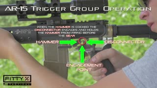 AR15 Trigger Group Function