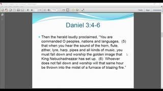 More Problems with Statuary Danuel 3
