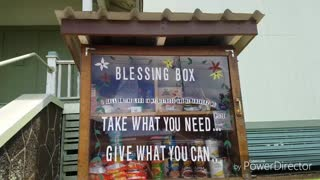 The Giving Box  - Video