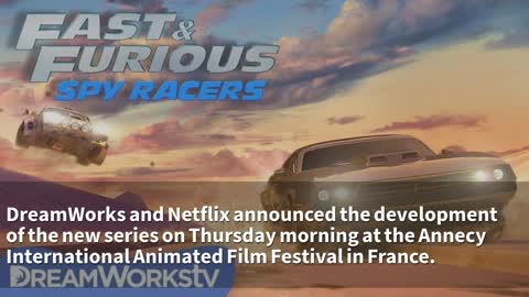 Fast & Furious Animated Series Announced By Netflix