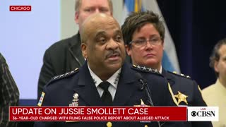 Police Discuss Jussie Smollet