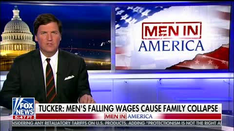 Tucker Carlson to present third part of 'Men in America' Series, Talks Truth and Cultural Problems