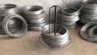 Chain link Jali manufacturing  - Video