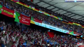 2014 FIFA World Cup Brazil - Germany Vs Portugal - Group Stage Game 1 - EP1 - Video