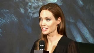 Jolie: It Was Fun To Work With My Daughter - Video