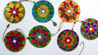 DIY: How To Recycle Old CDs - Video