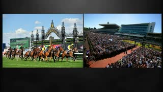 Flemington Races - Video