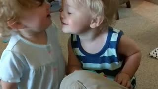 Can these twins get any cuter?!?  - Video