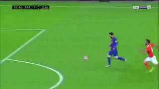 Gol de Leo Messi vs Osasuna - Video