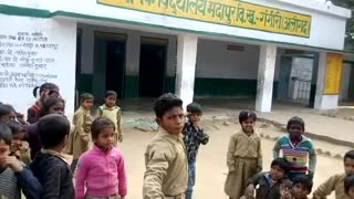 Ghatak comedy by A child in School in India  - Video